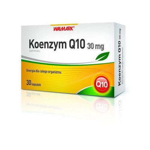 Koenzym Q-10 kaps. 0,03 g 30 kaps. - oferta [05d6d74f53af522b]