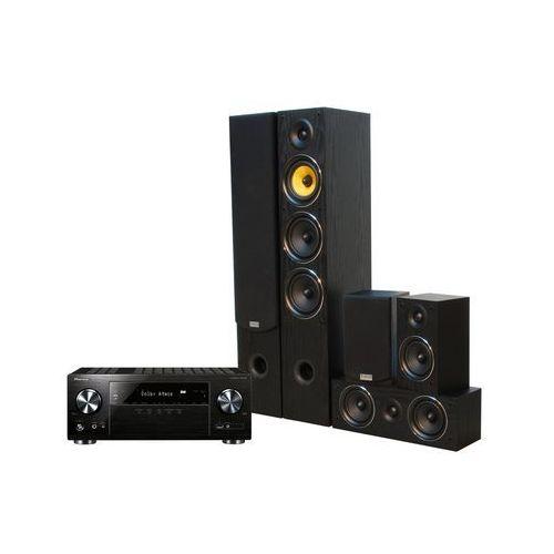 Pioneer Kino domowe vsx-832b + taga tav506 czarny