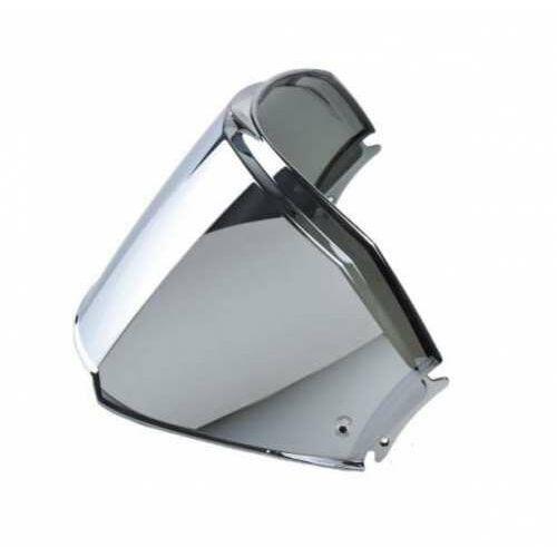 Szyba kasku ff900 valiant ii przyciemniana lustrzanka srebrna marki Ls2