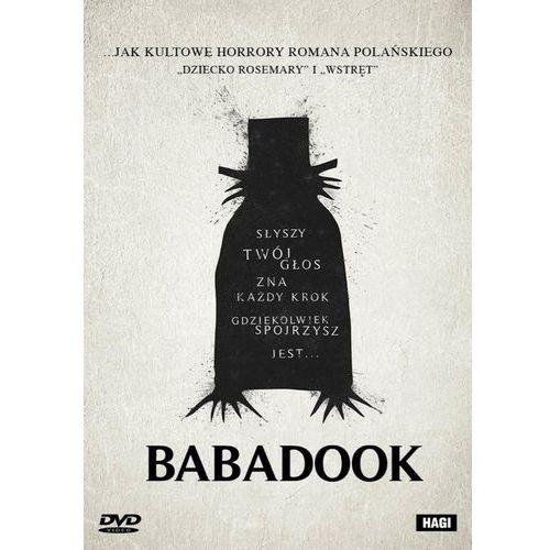 Add media Babadook