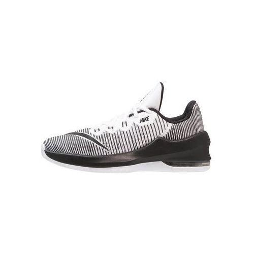 Nike Performance AIR MAX INFURIATE II Obuwie do koszykówki white/black