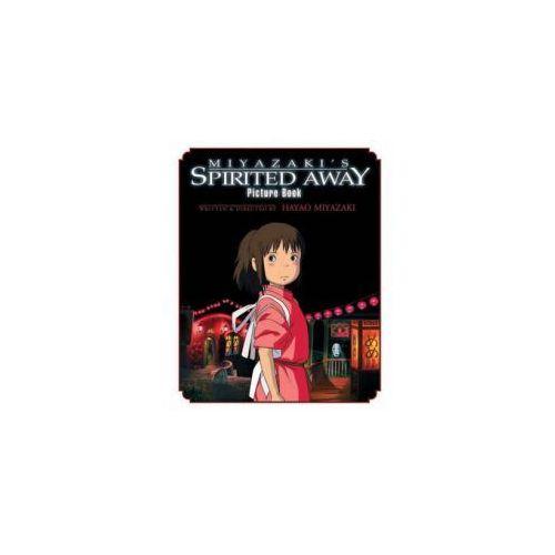 Spirited Away Picture Book, Miyazaki, Hayao
