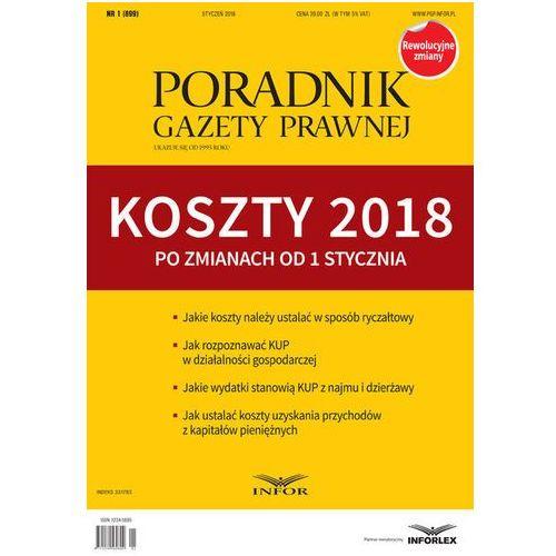 Koszty 2018 po zmianach (2018)