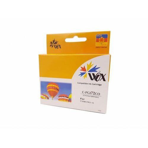 Tusz Wox Chroma Optimizer Canon PGI72CO zamiennik 6411B001 PGI-72CO (6935482027686)