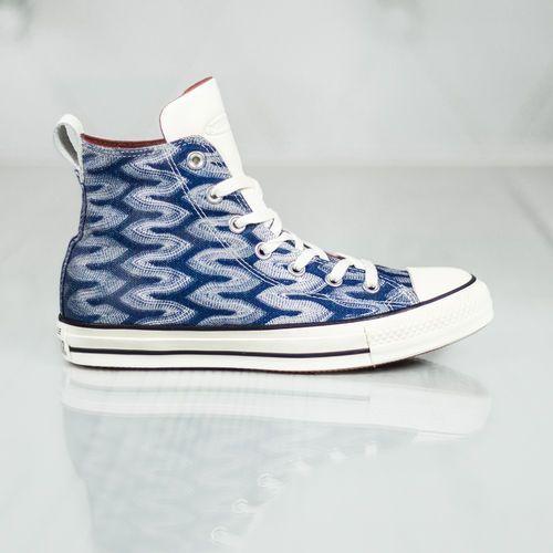 Converse Chuck Taylor All Star 151255C, kolor niebieski