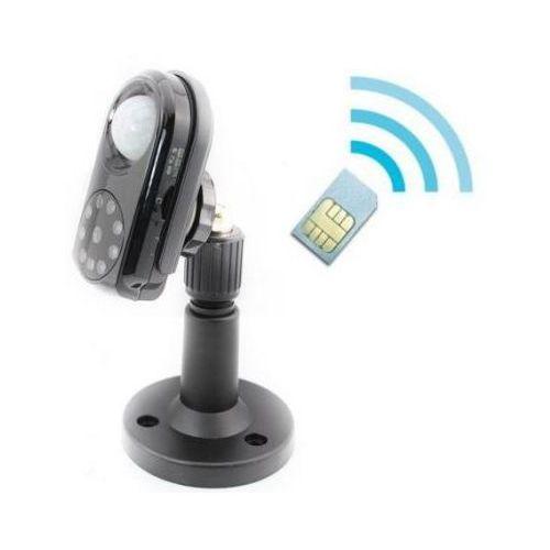 Kamera GSM (zasięg cały świat!) + Powiadomienie/Alarm + Podsłuch Otoczenia + PIR + MMS/SMS + WWW... (podsłuch szpiegowski)