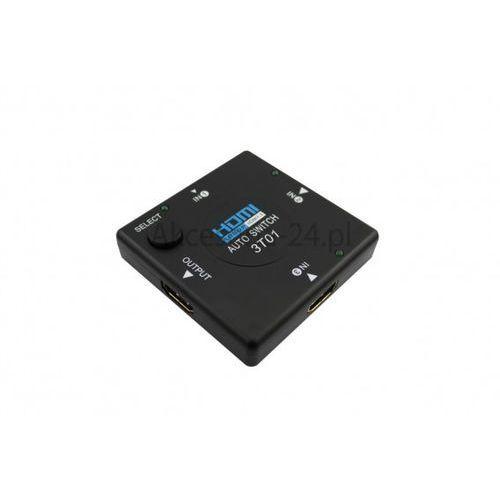 Rozdzielacz HDMI switch 3/1