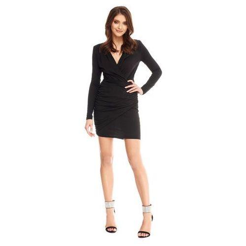 Sugarfree Sukienka talisa w kolorze czarnym