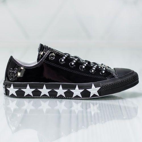 Converse x Miley Cyrus Chuck Taylor All Star 563720C, kolor czarny