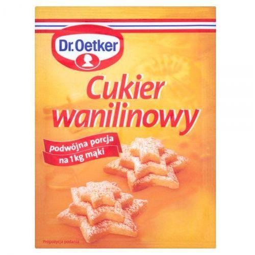 Cukier wanilinowy 16 g Dr. Oetker