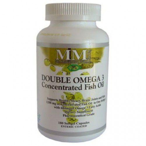 M&M Double Omega 3