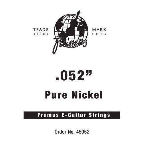 blue label ″ struna pojedyncza do gitary elektrycznej,.009, plain marki Framus