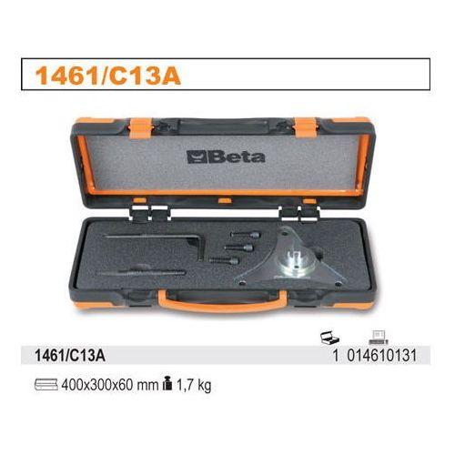 Zestaw narzędzi do blokowania i ustawiania układu rozrządu w silnikach benzynowych fiat twinair turbo, model 1461/c13a wyprodukowany przez Beta