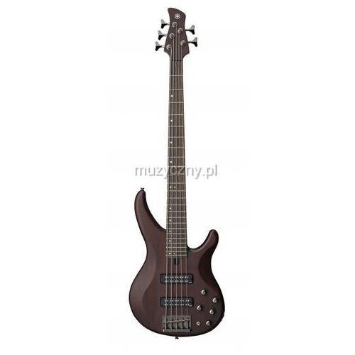 trbx 505 tbn gitara basowa, brązowa marki Yamaha