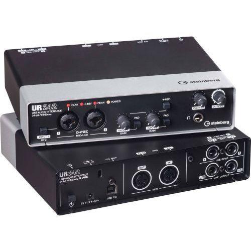 Steinberg ur 242 interface audio usb 2.0