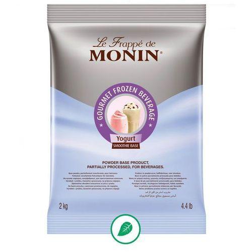 Baza frappe jogurt yogurt 2kg monin 914025 sc-914025 marki Monin