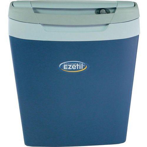 Lodówka turystyczna E26 M, termoelektryczna Ezetil 776840, 12 V, 230 V, 24 l, 3.9 kg, Jasnoniebieski, Niebieski - produkt z kategorii- lodówki turystyczne