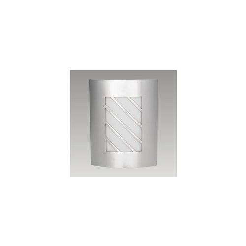 Plafon MEMPHIS 1X60W E27 Stal szczotkowana 66002