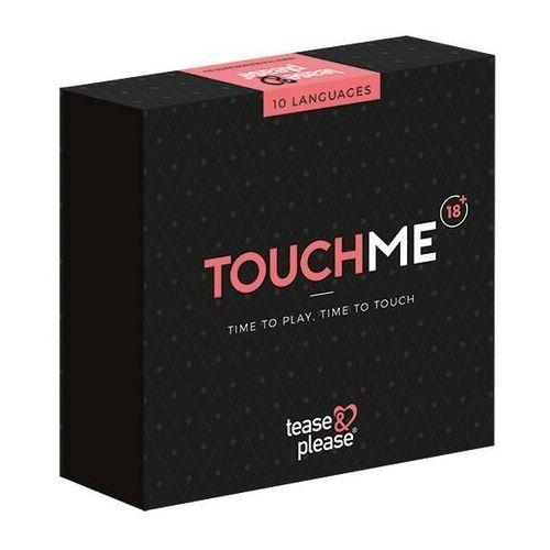 Tease and please Gra erotyczna dotykaj mnie - xxxme touchme time to play, time to touch pl (8717903274606)