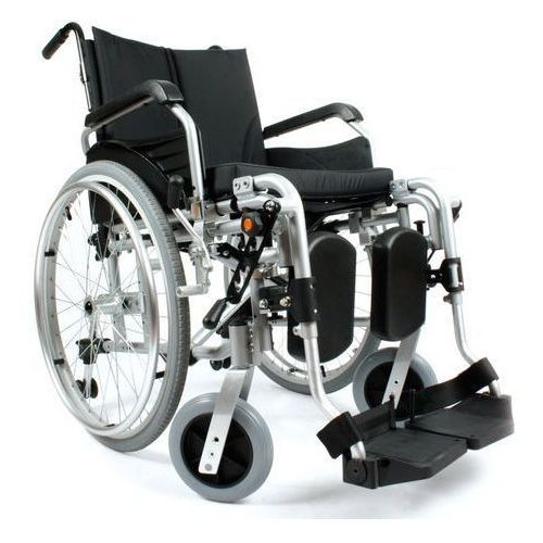 Wózek inwalidzki aluminiowy, komfortowy VCWK9C - oferta (75b3d4ab0ff3331d)