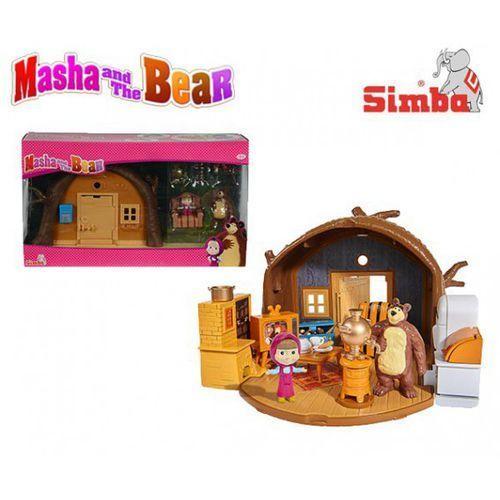 SIMBA Masza Domek Niedźwiedzia