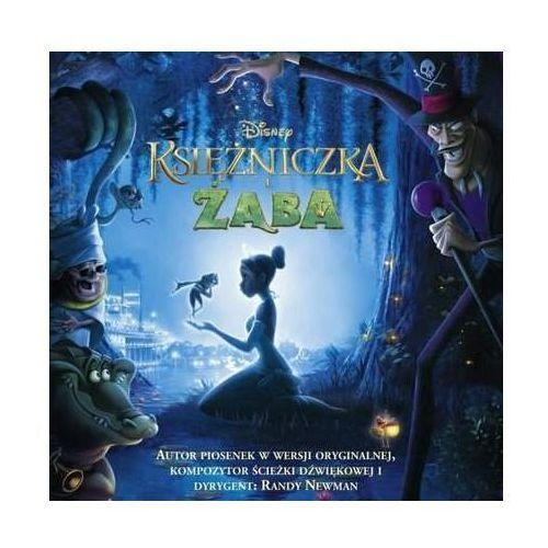 Universal music Princess and the frog (polish version)(cd) (5099945779107)
