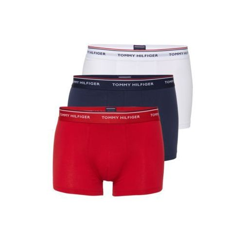9ef243bf99089c Tommy Hilfiger Underwear Bokserki granatowy / czerwony / biały 167,60 zł  Materiał: Inny materiał; Wzór: Nadruk z logo; kolory w opakowaniu: Jeden  odcień w ...
