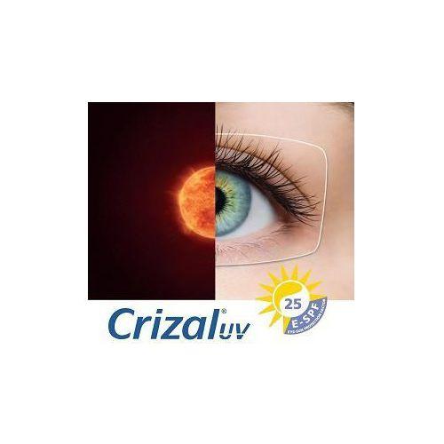 Essilor Soczewki okularowe orma 1.5 z antyrefleksem crizal forte uv