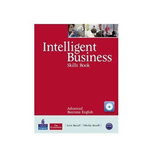 Intelligent Business Advanced Skills Book Plus CD-ROM, Longman Pearson Education