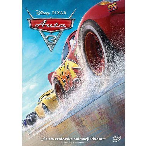 Auta 3 (DVD) - Brian Fee. DARMOWA DOSTAWA DO KIOSKU RUCHU OD 24,99ZŁ (7321917506342)