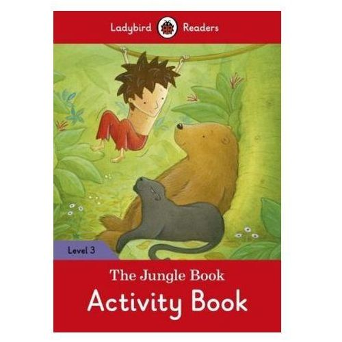 The Jungle Book Activity Book - Ladybird Readers Level 3 (2016)