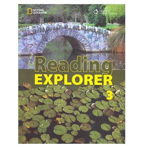 Reading Explorer 3 Student&-8217;s Book /CD gratis, oprawa miękka