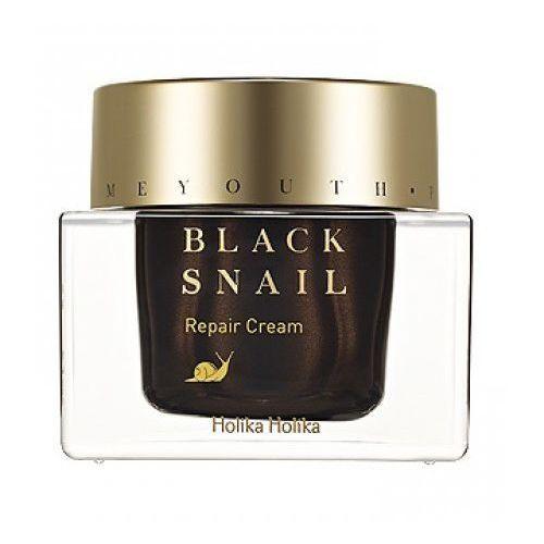 prime youth black snail, krem do twarzy ze śluzem ślimaka, 50ml marki Holika holika