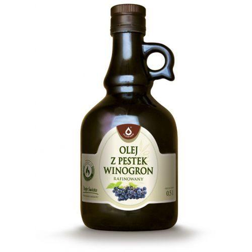 Olej z pestek winogron 500ml (5907078675145)