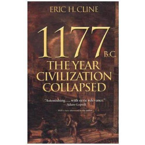 1177 B.C., Cline, Eric H.