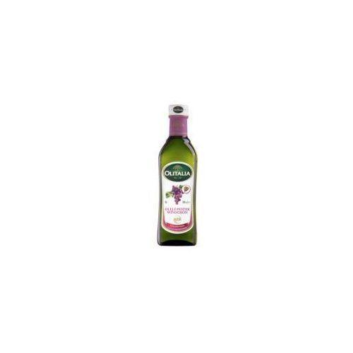 OLEJ Z PESTEK WINOGRON OLITALIA 500ML (Oleje, oliwy i octy)