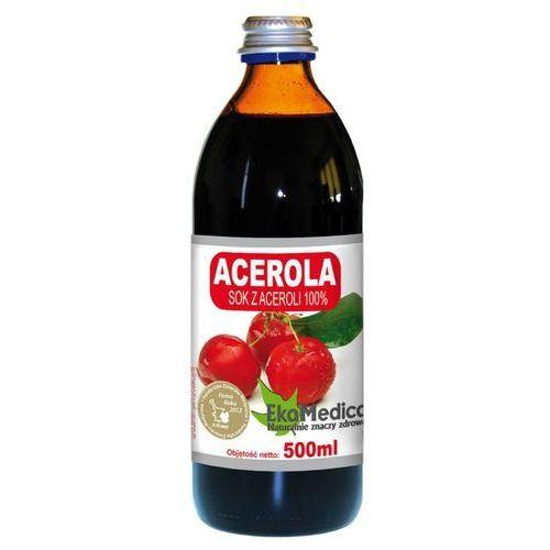 Acerola sok 100% (500 ml) EkaMedica