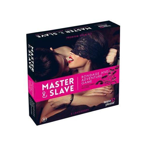 Gra erotyczna BDSM 10 elementów - Master & Slave Bondage Game PL, 04 3300003901