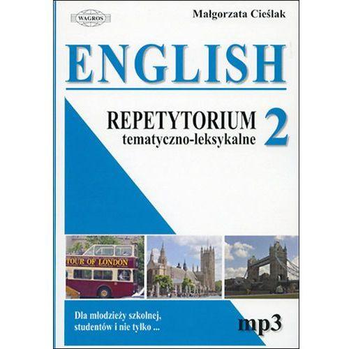 English Repetytorium tematyczno-leksykalne cz.2, WAGROS