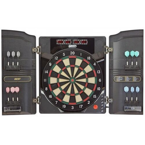 Dart elektroniczny oxford 2 w kabinie marki Best sporting