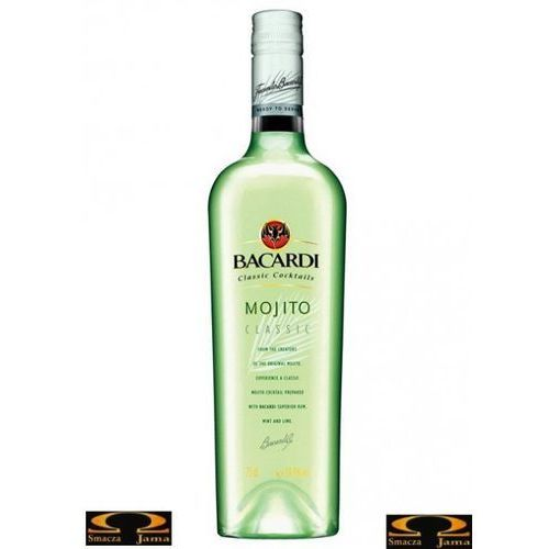Bacardi  700ml mojito classic coctail z kategorii Alkohole
