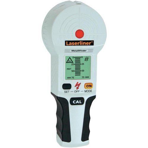 MetalliFinder Pro, wykrywacz metali z pomiarem głebokości, Laserliner - produkt z kategorii- wykrywacze metali