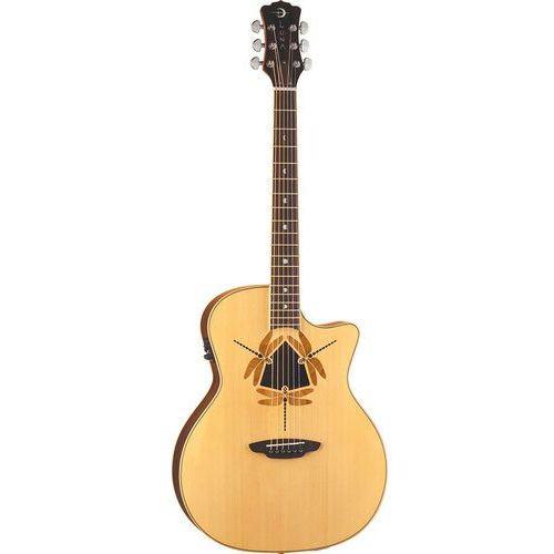 Luna Oracle Folk Dragonfly gitara elektroakustyczna (0819998085360)