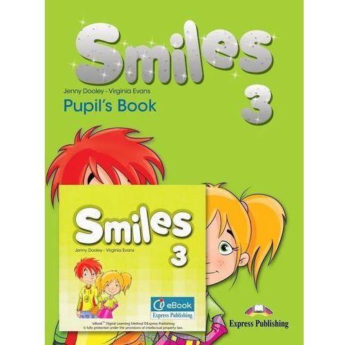Smiles 3 Pupil's Book + eBook (96 str.)