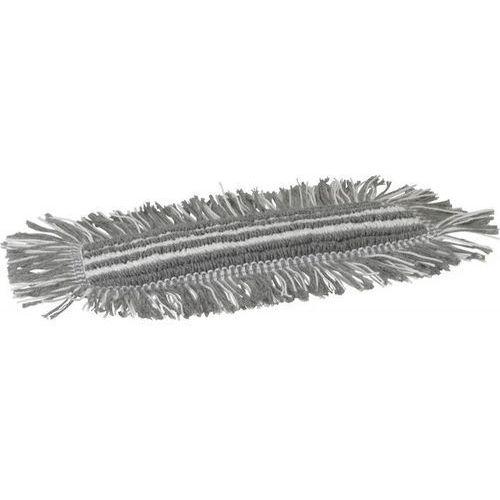 Mop damp 48, do sprzątania na wilgotno, na rzepy, szary, 250 mm,  548725 marki Vikan
