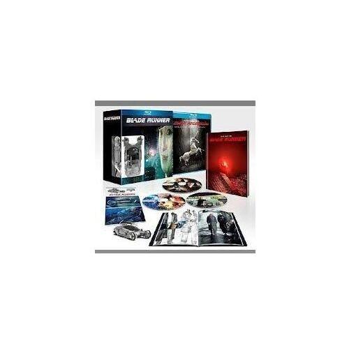 Łowca androidów: edycja jubileuszowa 30. rrocznica - wydanie kolekcjonerskie (3blu-ray) (blade runner) - darmowa dostawa kiosk ruchu marki Ridley scott