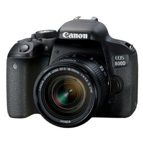 Canon EOS 800D, lustrzanka cyfrowa