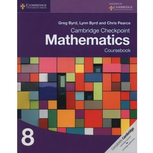 Cambridge Checkpoint Mathematics Coursebook 8 (2013)