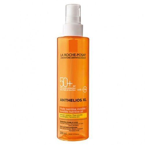 La Roche - Posay Wody termalne odżywcze olej Athelios SPF 30 (olej) odżywcze 200 ml