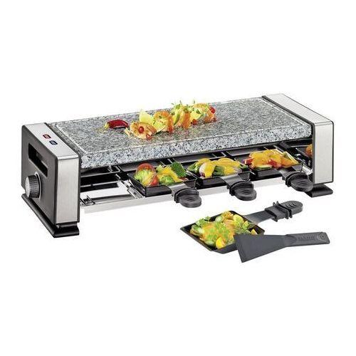 Kuchenprofi - Raclette / grill stołowy VISTA 8, dla 8 osób (4007371063821)